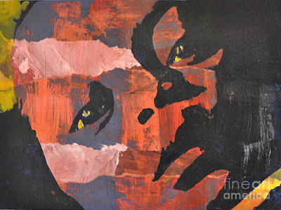 Painting - Boy by Martina Anagnostou