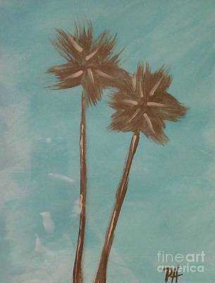 Painting - Breeze by Patti Spires Hamilton