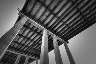 Bridge Art Print by Eric Gendron