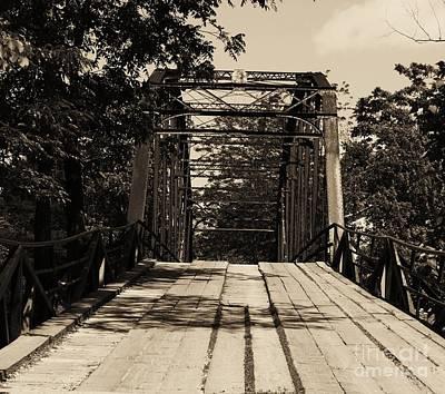 Photograph - Bridge by Julie Clements