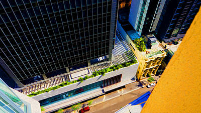 Digital Art - Brisbane 25th Floor 05 by Joe Michelli