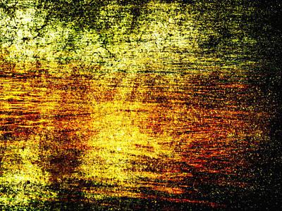 Dream Photograph - Sunset On The Beach by Skip Nall