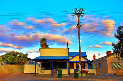 Photograph - Broken Hill Enhancement Number Six by Ross Carroll