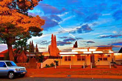 Photograph - Broken Hill Enhancement Number Thirteen by Ross Carroll