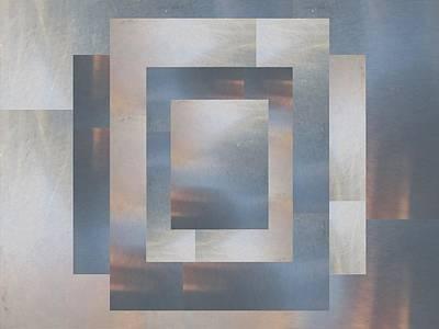 Digital Art - Brushed 22 by Tim Allen