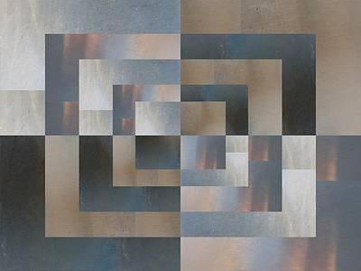 Digital Art - Brushed 27 by Tim Allen
