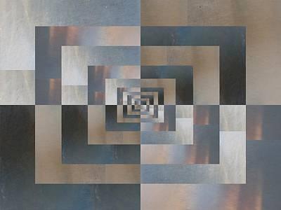 Digital Art - Brushed 28 by Tim Allen
