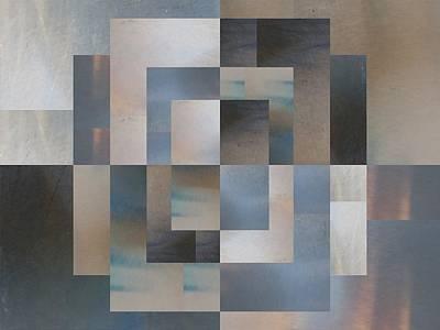 Digital Art - Brushed 29 by Tim Allen