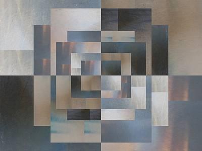 Digital Art - Brushed 30 by Tim Allen