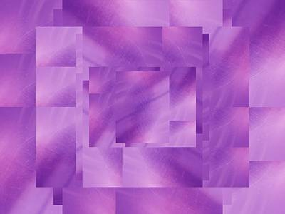 Digital Art - Brushed Purple Violet 3 by Tim Allen