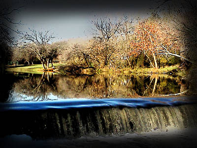 Photograph - Brushy Creek II by James Granberry