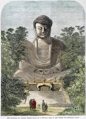 Photograph - Buddha: Kamakura, Japan by Granger