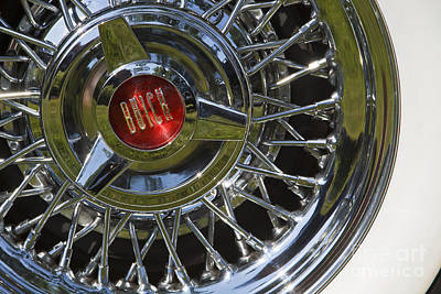 Photograph - Buick by Dennis Hedberg