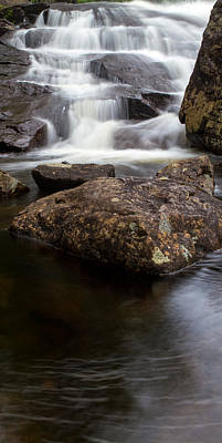 Buttermilk Falls Original by Ed Williams