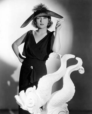 Carole Lombard, 1936 Art Print by Everett