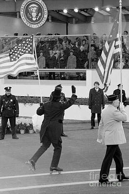 Inauguration Day Photograph - Carter Inauguration, 1977 by Granger