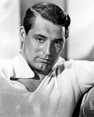 Crylbd Photograph - Cary Grant, 1930s by Everett