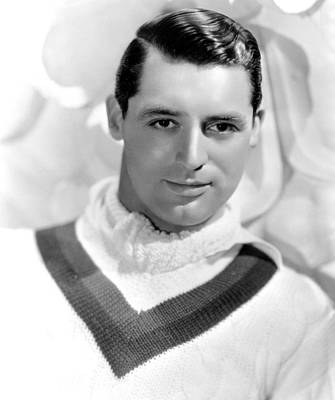 Colbw Photograph - Cary Grant, 1934 by Everett