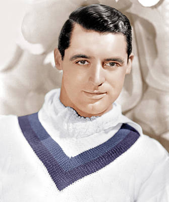 Cary Grant, Ca. 1934 Art Print by Everett
