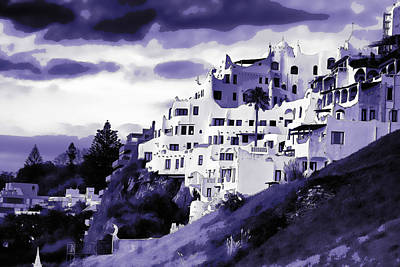 Casa Pueblo Art Print by David April
