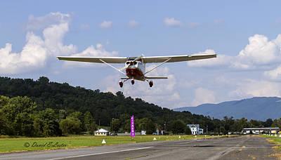 Photograph - Cessna Aircraft by David Lester