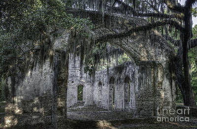 Photograph - Chapel Of Ease by David Waldrop