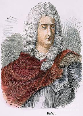 Charles-francois Du Fay Art Print by Granger
