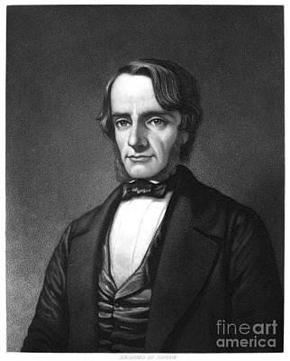 Charles Kingsley (1819-1875) Art Print