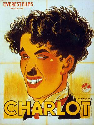 Charlie Chaplin Poster Print by Granger