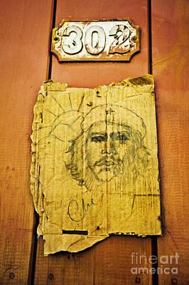 Counterculture Photograph - Che Guevara by Greg Stechishin