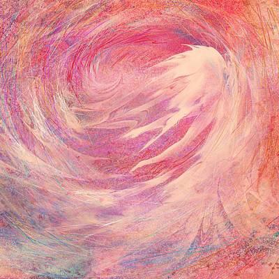 Chosen Art Print by Rachel Christine Nowicki