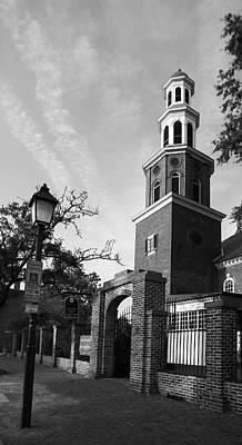 Old Christ Church Photograph - Christ Church Episcopal IIi by Steven Ainsworth