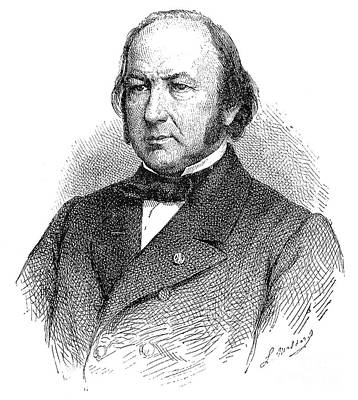 Claude Bernard (1813-1878) Print by Granger