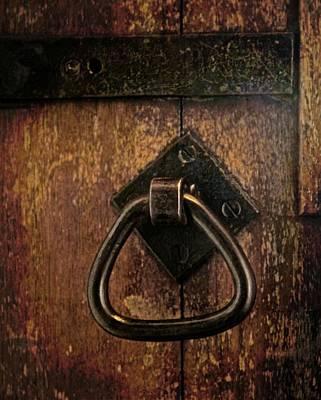 Close The Door Art Print by Odd Jeppesen