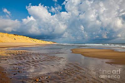 Photograph - Cloudscape by Susan Cole Kelly