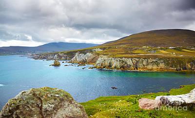 County Mayo Photograph - Coast Of Achill Island by Gabriela Insuratelu