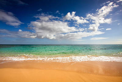 Corralejo Photograph - Corralejo Beach by minuano12 (Javier Rodríguez)