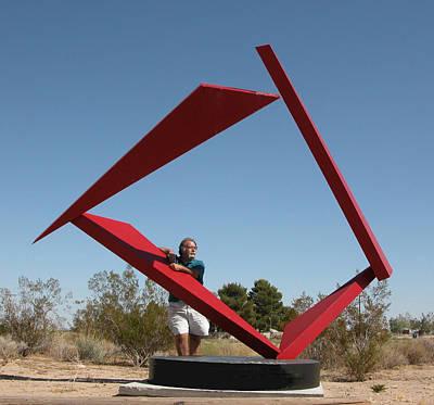 Sense Of Movement Sculpture - Counterpoint by John Neumann