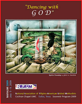 Photograph - Dancing With God 2009 by Glenn Bautista