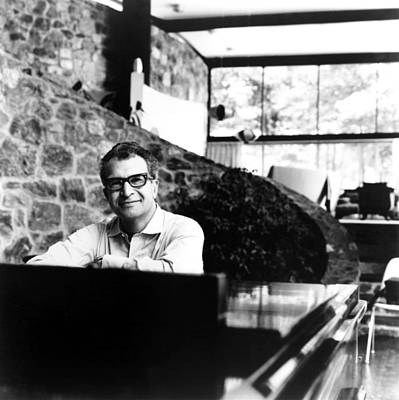 Brubeck Photograph - Dave Brubeck, 1960s by Everett