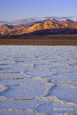 Photograph - Death Valley by Brian Jannsen