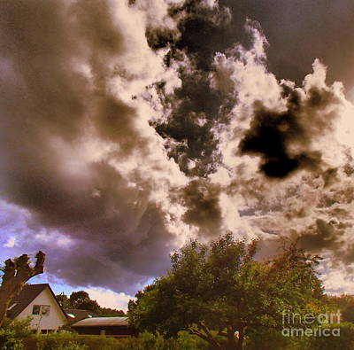 Photograph - Denmark Sky by Michael Canning