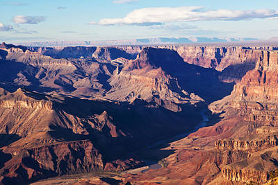 South Kaibab Photograph - Desert View by James Marvin Phelps