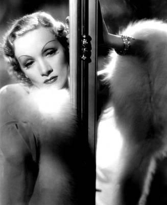 Desire, Marlene Dietrich, 1936 Art Print by Everett