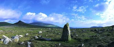 Megalith Photograph - Dingle Peninsula, Co Kerry, Ireland by The Irish Image Collection