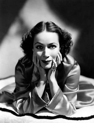 Dolores Photograph - Dolores Del Rio, 1935 by Everett