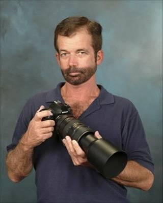 Photograph - Don Kreuter Studio Portrait by Don Kreuter