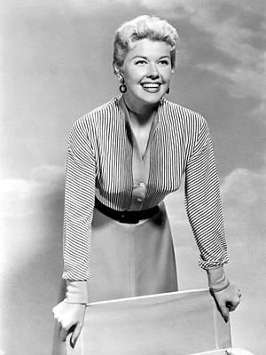 Doris Day, Circa 1950s Art Print