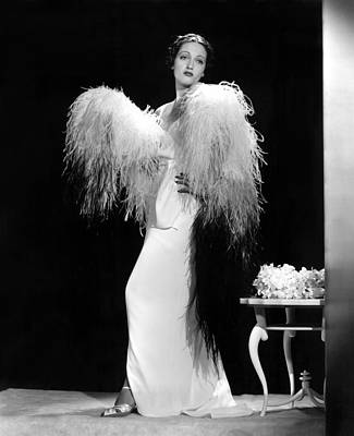 Dorothy Lamour, Paramount Pictures, 1937 Art Print