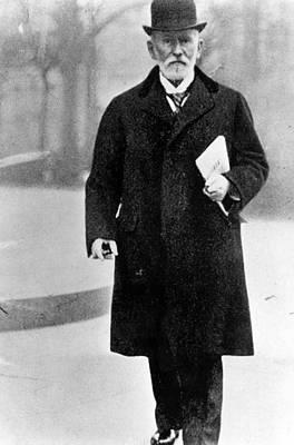 Dr. Paul Ehrlich, Inventor Of Medicines Art Print by Everett